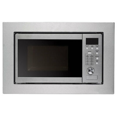 Baumatic Bwmm204Ss 20Litre Built-In Microwave - Stainless Steel