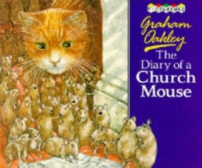 The Diary Of A Churchmouse (Picturemac) by Oakley, Graham Paperback Book The