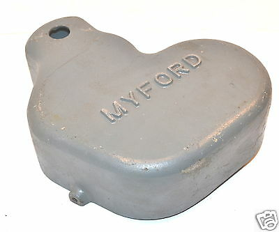 NICE Myford UK ML7 METAL LATHE CHANGE GEAR COVER with pitch charts