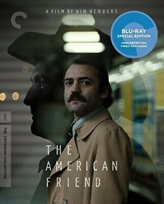 The American Friend (Criterion Collection) [New Blu-ray] Restored, Special Edi