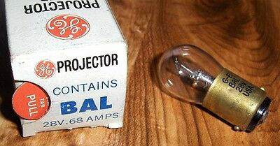 Bal Photo, Projector, Stage, Studio, A/v Lamp/bulb ***free Shipping***
