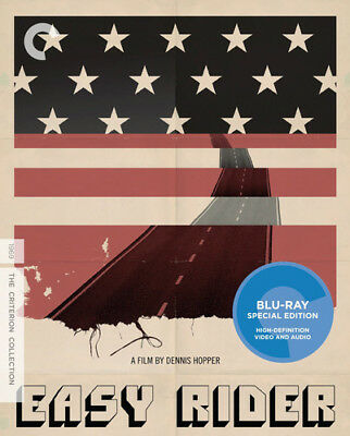 Easy Rider (Criterion Collection) [New Blu-ray] Widescreen