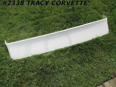1974-1977 Corvette New Pace Car Style Rr Spoiler Hand Lay Up 74 1975 75 1976 77