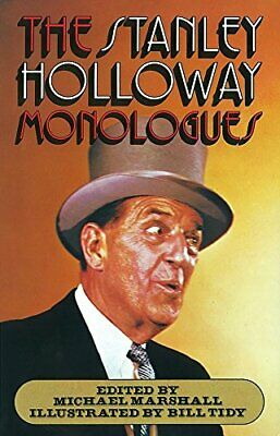 The Stanley Holloway Monologues Paperback Book The Cheap Fast Free Post