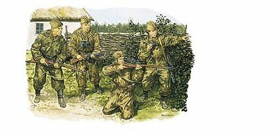 Dragon 6068 - 1/35 Wwii Figurenset Soviet / Red Army Scouts & Snipers - Neu