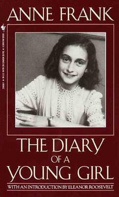 Anne Frank The Diary Of A Young Girl - New Paperback Book