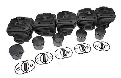 Cylinder Head Liner Pot & Piston Pack Of 5 Fits STIHL TS400