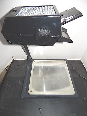 "3M Five ""O"" Eighty Eight Overhead Projector, Needs Lamp"
