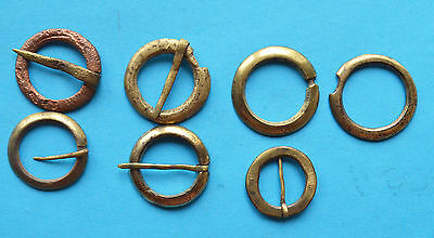 Lot of Brooch Fibula 19 century