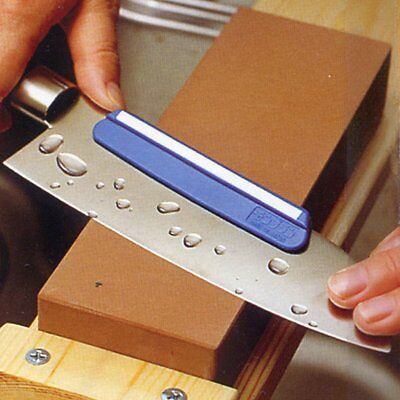 """Clip Only""""Knife sharpening ceramic guide clip for japanese whetstone waterstone*"""