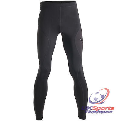 Puma Powercell Compression LycraSport Mens Long Running Tights rrp£50