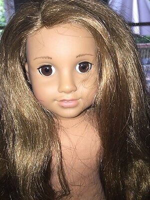 American Girl Doll of the Year 2005 Marisol Retired  NUDE
