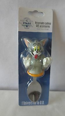Warner Brothers 2001 Tom And Jerry Avenue Of Stars Tom Spoon MIB #H755