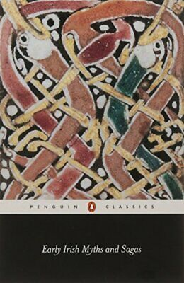 Early Irish Myths and Sagas (Penguin Classics) by Gantz, Jeffrey Paperback Book