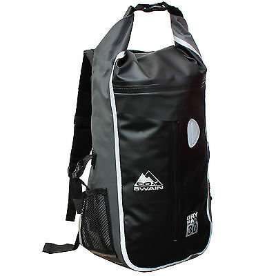 COX SWAIN Rucksack WATERPROOF 30 Black Edition