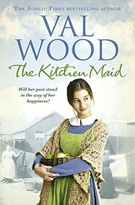 The Kitchen Maid by Wood, Val Book The Cheap Fast Free Post