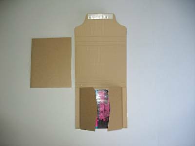 """320 7"""" Record Mailers / Wraps / Boxes - Multi Depth"""