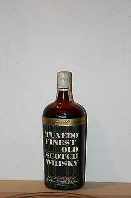 TUXEDO Finest Old Scotch Whisky 5 Years Old. VINTAGE
