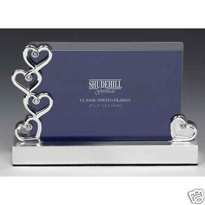 Wedding Gift Love Hearts Picture Photo Frame NEW 11972