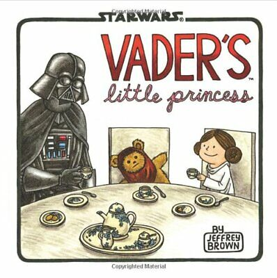 Vader's Little Princess (Darth Vader) by Brown, Jeffrey Book The Cheap Fast Free