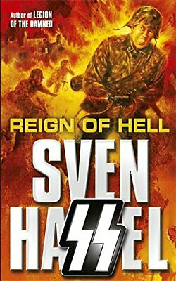 Reign of Hell (Cassell Military Paperbacks), Hassel, Sven Paperback Book The