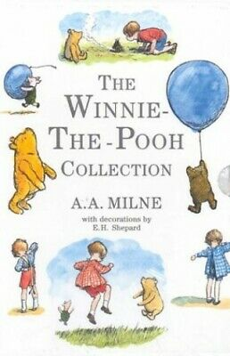 Winnie the Pooh: Complete Collection -Winnie the Poo... by Milne, A. A. Hardback