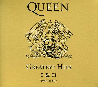 Greatest Hits I & Ii - 2 DISC SET - Queen (1995, CD NEUF) Incl. 40 PG. Booklet