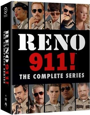 Reno 911: The Complete Series DVD