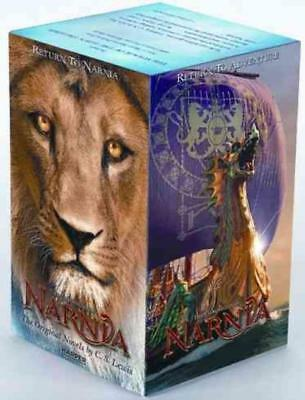 The Chronicles Of Narnia - New Paperback Book