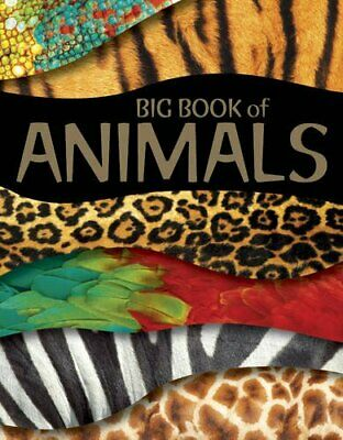 Big Book of Animals (Encyclopedia 128) Hardback Book The Cheap Fast Free Post