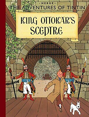 King Ottokar's Sceptre (The Adventures of Tintin) by Herg� Paperback Book The