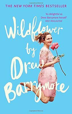Wildflower by Barrymore, Drew Book The Cheap Fast Free Post