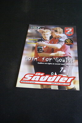 Walsall v Sunderland 21 September 1999