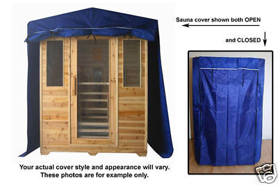 "Infrared Sauna Covers,Rain Dust Cover 1 Person 40"" W x 36"" D"