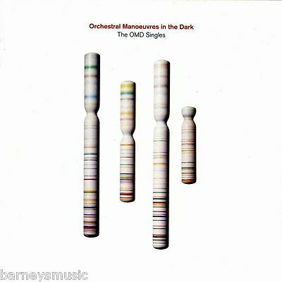 Orchestral Manoeuvres In The Dark (New Cd) Omd Singles Greatest Hits / Best Of