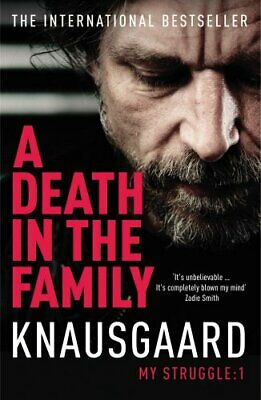 A Death in the Family: My Struggle Book 1 by Knausgaard, Karl Ove Book The Cheap