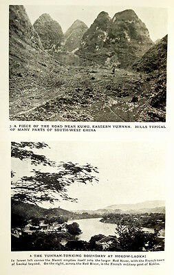 1923 Kweichow - YUNNAN EXPEDITION - MIAO TRIBES - Opium Crop Suppression - 08