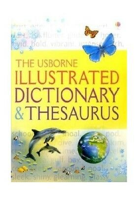 Illustrated Dictionary and Thesaurus (Usborne Illu..., Chandler, Fiona Paperback