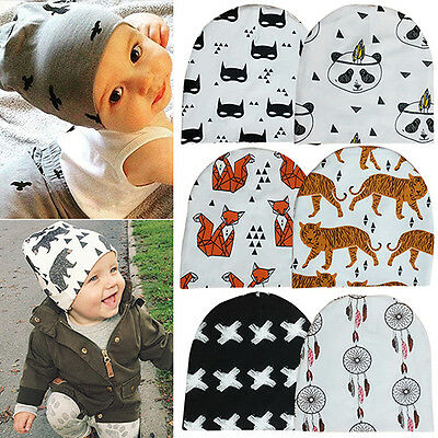 Toddler Kids Girl&Boy Baby Infant Winter Warm Crochet Knit Hat Beanie Cap