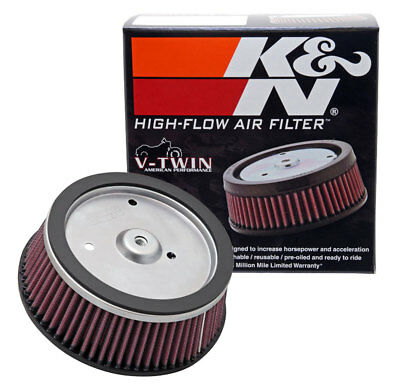HD-0800 K&N Replacement Air Filter H/D TWIN CAM SCREAMIN EAGLE ELEMENT (KN Power