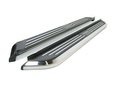 VW Touareg 2010-Onwards Premier Side Steps Two Pieces Exterior Running Boards