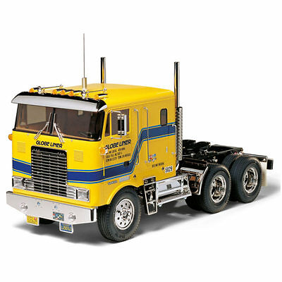 TAMIYA RC US Truck Globe Liner Cab Over BS 1:14 300056304 56304