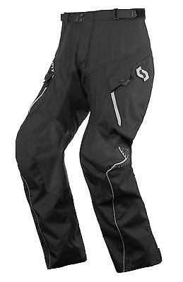 Pantaloni Pants Enduro Cross Scott Adventure 2 Nero Grigio Tg 36 (52)