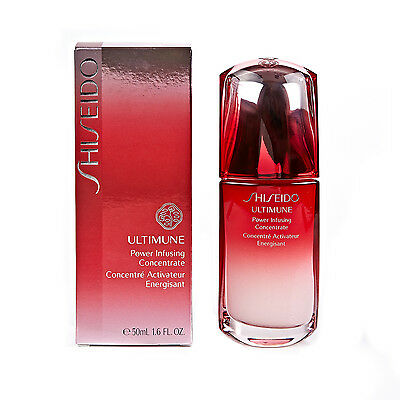 Shiseido Ultimune Power Infusing Anti Wrinkle Face Serum Concentrate - 50Ml