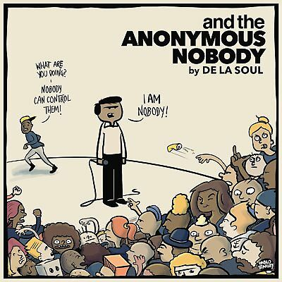 De La Soul - and the Anonymous Nobody… (NEW CD)