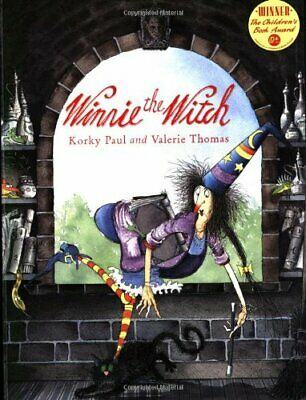 Winnie the Witch, Hachette Children's Books Paperback Book The Cheap Fast Free