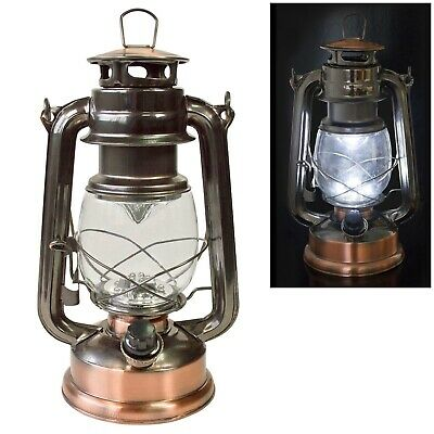 15 Led Hurricane Lantern Dimmer Switch Camping Tent Light Fishing Lamp Torch