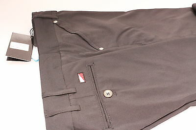 JRB Black Classic Moisture Management Dry Fit Team Golf Trousers 14 and 18 New