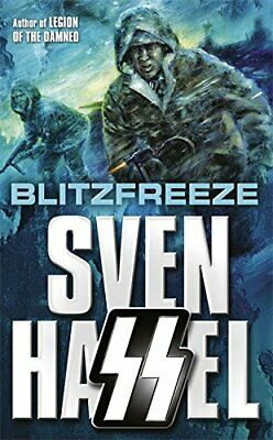 Blitzfreeze (Sven Hassel War Classics) by Hassel, Sven Paperback Book The Cheap