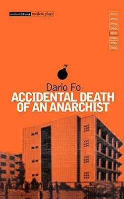 Accidental Death of an Anarchist (Methuen Modern ... by Gavin Richards Paperback